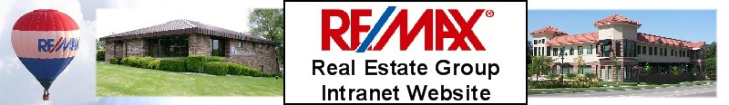 RE/MAX Real Estate Group Intranet